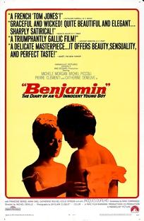 Benjamin, o Despertar de um Jovem Inocente - Poster / Capa / Cartaz - Oficial 7