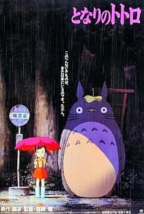 Meu Amigo Totoro - Poster / Capa / Cartaz - Oficial 60