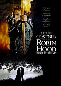 Robin Hood: O Príncipe dos Ladrões - Poster / Capa / Cartaz - Oficial 1