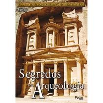 Segredos da Arqueologia - Poster / Capa / Cartaz - Oficial 1