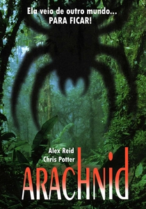 Arachnid - Poster / Capa / Cartaz - Oficial 1