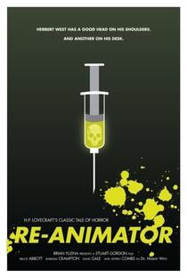 Re-Animator - Poster / Capa / Cartaz - Oficial 12