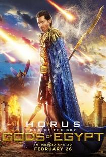 Deuses do Egito - Poster / Capa / Cartaz - Oficial 5