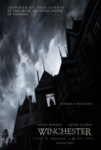 A Maldição da Casa Winchester - Poster / Capa / Cartaz - Oficial 5