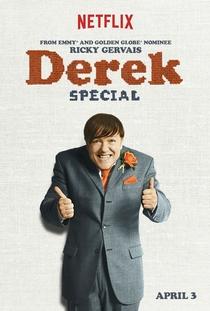 Derek - Special - Poster / Capa / Cartaz - Oficial 1