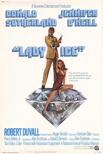 A Dama de Cristal - Poster / Capa / Cartaz - Oficial 1