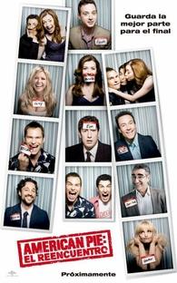 American Pie: O Reencontro - Poster / Capa / Cartaz - Oficial 4