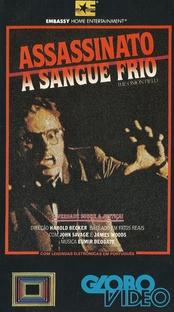 Assassinato a Sangue Frio - Poster / Capa / Cartaz - Oficial 2