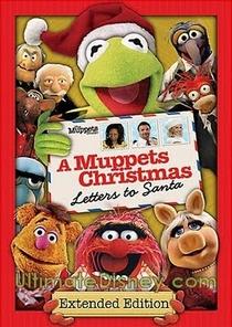 Um Natal dos Muppets: Cartas para Papai Noel - Poster / Capa / Cartaz - Oficial 1