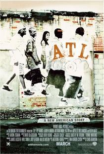 ATL - O Som do Gueto - Poster / Capa / Cartaz - Oficial 3