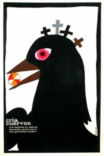 Cria Corvos - Poster / Capa / Cartaz - Oficial 1