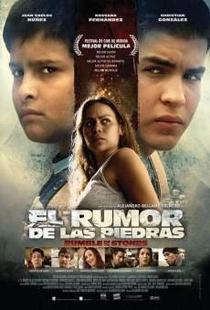 El rumor de las piedras - Poster / Capa / Cartaz - Oficial 1