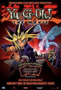 Yu-Gi-Oh! - O Filme - Poster / Capa / Cartaz - Oficial 2