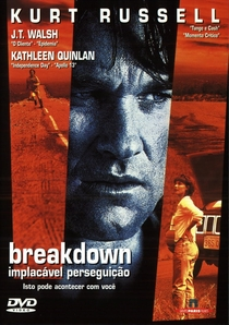 Breakdown - Implacável Perseguição - Poster / Capa / Cartaz - Oficial 5