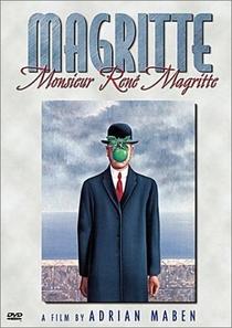 Monsieur Rene Magritte - Poster / Capa / Cartaz - Oficial 1
