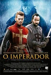 O Imperador - Poster / Capa / Cartaz - Oficial 10