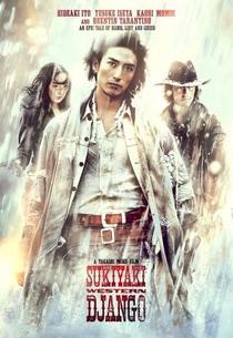 Sukiyaki Western Django - Poster / Capa / Cartaz - Oficial 3