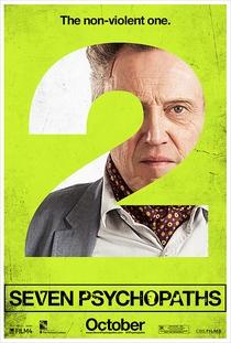 Sete Psicopatas e um Shih Tzu - Poster / Capa / Cartaz - Oficial 7