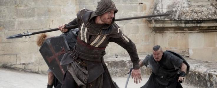Famosos personagens de Assassin's Creed estarão no filme