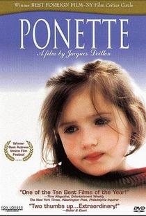 Ponette - A Espera de um Anjo - Poster / Capa / Cartaz - Oficial 5