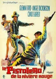 O Pistoleiro do Rio Vermelho - Poster / Capa / Cartaz - Oficial 5