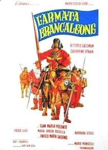 O Incrível Exército de Brancaleone - Poster / Capa / Cartaz - Oficial 5