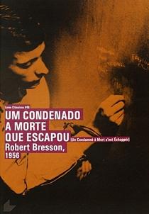 Um Condenado à Morte Escapou - Poster / Capa / Cartaz - Oficial 2
