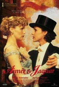 Aimée & Jaguar - Poster / Capa / Cartaz - Oficial 1