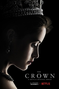 The Crown (1ª Temporada) - Poster / Capa / Cartaz - Oficial 2