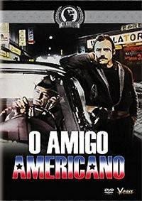 O Amigo Americano - Poster / Capa / Cartaz - Oficial 7
