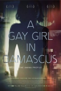 A Gay Girl in Damascus - Poster / Capa / Cartaz - Oficial 1