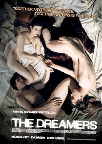 Os Sonhadores - Poster / Capa / Cartaz - Oficial 1