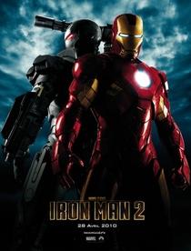 Homem de Ferro 2 - Poster / Capa / Cartaz - Oficial 2