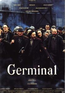Germinal - Poster / Capa / Cartaz - Oficial 4