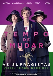 As Sufragistas - Poster / Capa / Cartaz - Oficial 11