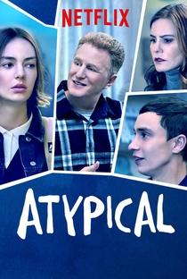 Atypical (2ª Temporada) - Poster / Capa / Cartaz - Oficial 2