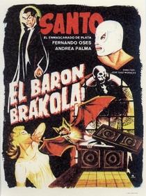 El Barón Brákola - Poster / Capa / Cartaz - Oficial 1