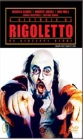 Giuseppe Verdi - A História de Rigoletto - Poster / Capa / Cartaz - Oficial 1
