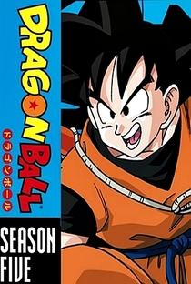 Dragon Ball (5ª Temporada) - Poster / Capa / Cartaz - Oficial 5
