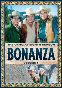 Bonanza (8ª Temporada) - Poster / Capa / Cartaz - Oficial 1