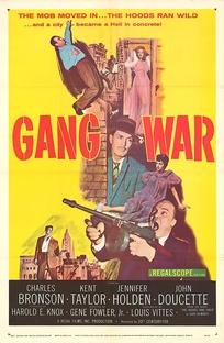Gang War - Poster / Capa / Cartaz - Oficial 1