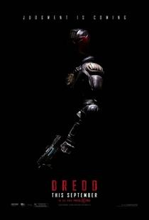 Dredd - Poster / Capa / Cartaz - Oficial 2