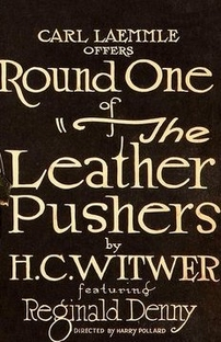 The Leather Pushers - Poster / Capa / Cartaz - Oficial 1