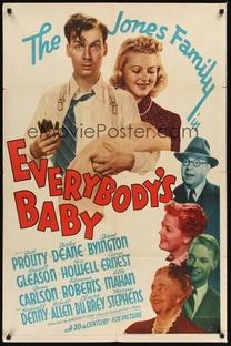Everybody's Baby  - Poster / Capa / Cartaz - Oficial 1