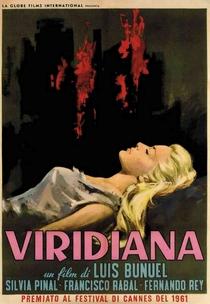 Viridiana - Poster / Capa / Cartaz - Oficial 3