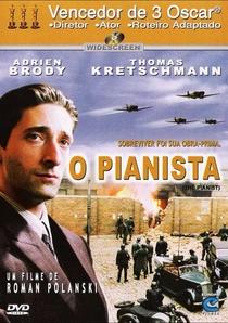 O Pianista - Poster / Capa / Cartaz - Oficial 4