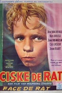 Ciske de Rat - Poster / Capa / Cartaz - Oficial 1
