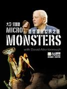 O Micromundo dos Artrópodes (Micro Monsters 3D)