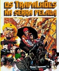 Os Trapalhões na Serra Pelada - Poster / Capa / Cartaz - Oficial 1