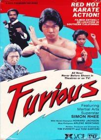 Furious - Poster / Capa / Cartaz - Oficial 1